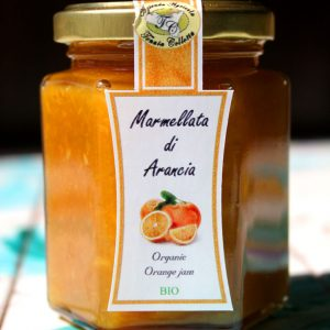marmellata arancia bionda